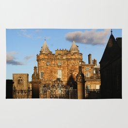 Holyrood Palace Rug