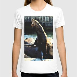 The Bark of the Wild T-shirt