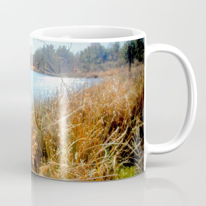 Peaceful Nature Coffee Mug