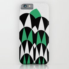 Modern Day Arches Green Slim Case iPhone 6
