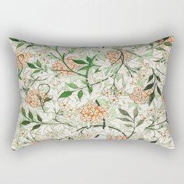 William Morris Jasmine Rectangular Pillow