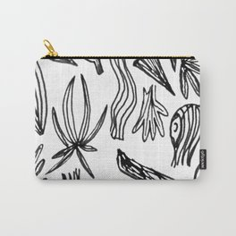 Plant Girl Carry-All Pouch