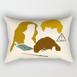 Wizard Trio Rectangular Pillow