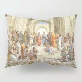 Raphael - The School of Athens Pillow Sham