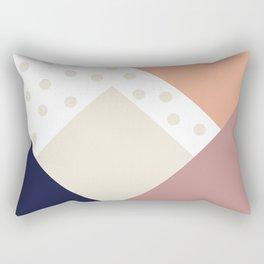 Cult Living Scandinavian Abstract Dot Cushion #society6 #decor #buyart #artprint Rectangular Pillow