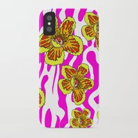 girly iPhone & iPod Cases featuring girly by Ana Lu Grosso