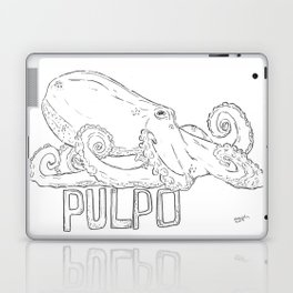 Pulpo Laptop & iPad Skin