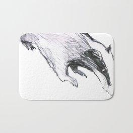 The Badger Bath Mat
