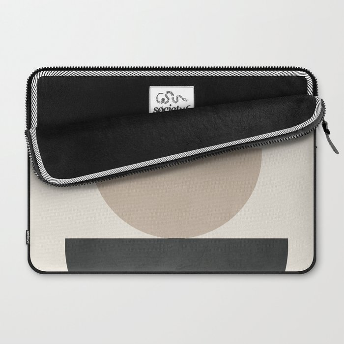 Geometric Modern Art 30 Laptop Sleeve