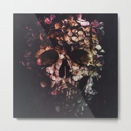 Craneo 03 Metal Print