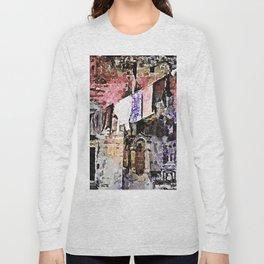 Sassi di Matera: laundry Long Sleeve T-shirt