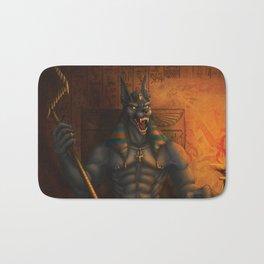 Anubis: Lord of the Dead Bath Mat