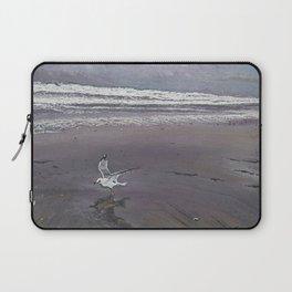Gull Landing Laptop Sleeve