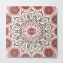 Mandala for You Metal Print