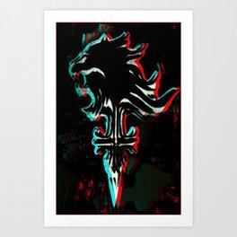 Griever  Art Print