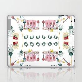 A Garden Plan Laptop & iPad Skin