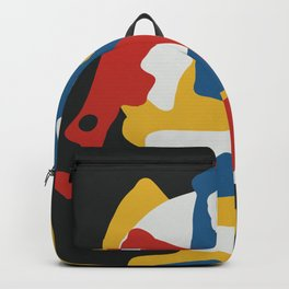 Abstract art #93 Backpack