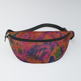 Color Theory Fanny Pack
