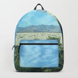 Palm Springs Mountains-California Desert Backpack
