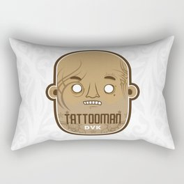T A T T O O M A N Rectangular Pillow