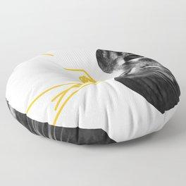 Gestalt Cat Floor Pillow