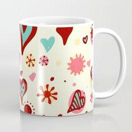HEART--DRAW Coffee Mug