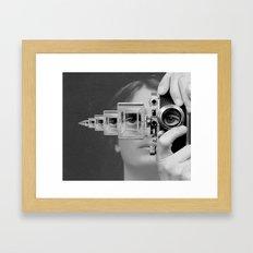 5CM Framed Art Print