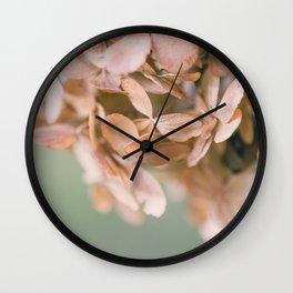 Ever so lightly Wall Clock