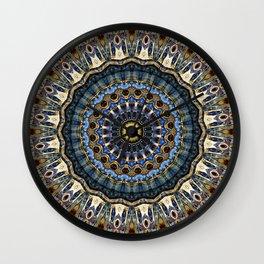 Mandala Porto Wall Clock