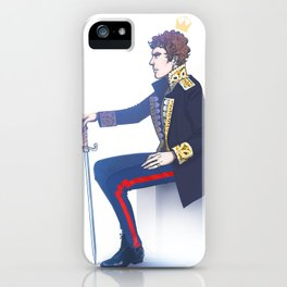 Benedict Cumberbatch - Hamlet iPhone Case