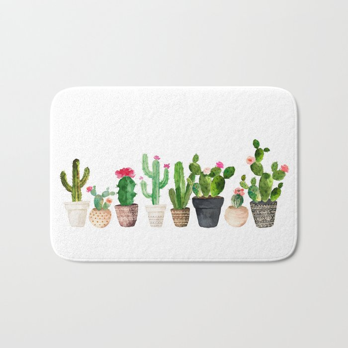 Cactus Badematte