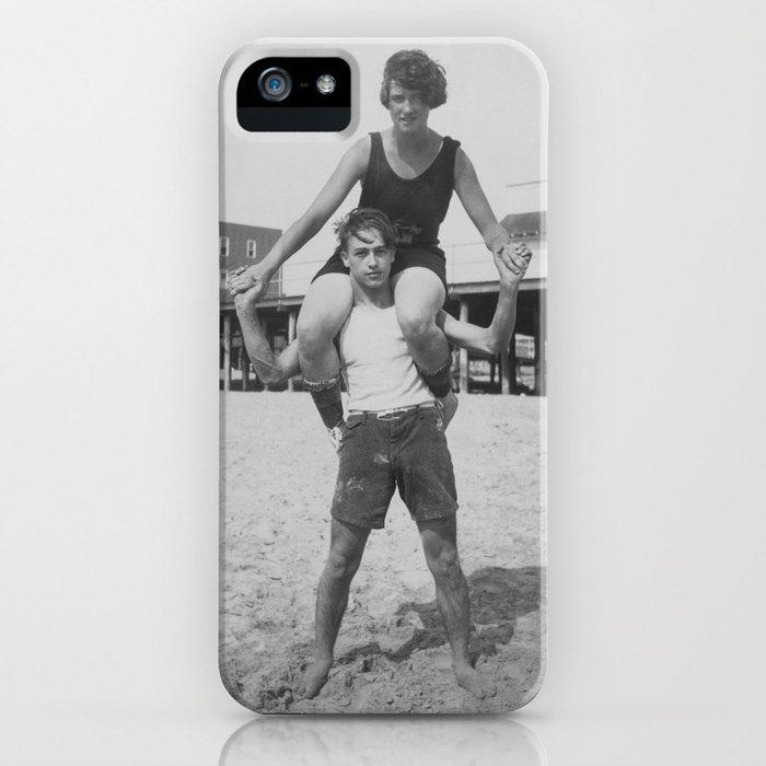 John & Jane iPhone Case