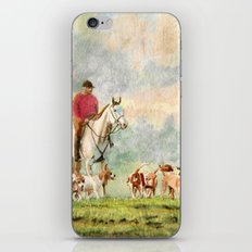 Foxhunt 1 iPhone Skin