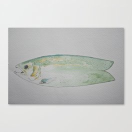 Feeeeesh Canvas Print