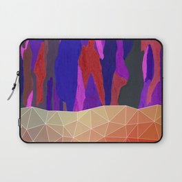 Abstract Colorful Pastel look Design Laptop Sleeve