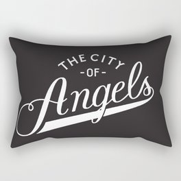 THE CITY OF ANGELS Rectangular Pillow