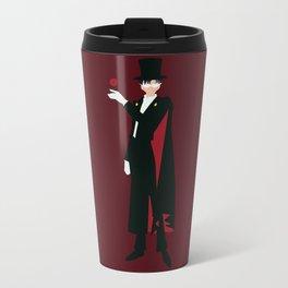 Tuxedo Mask (Red) Travel Mug