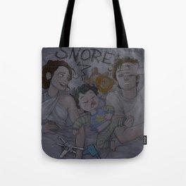 Leia, Ben & Han Tote Bag