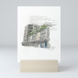 41 Victoria Street Mini Art Print