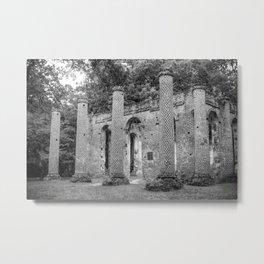 Southern Worship | Yemassee, SC Metal Print