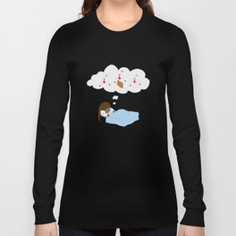 Abre tu mente, quizás no sea una locura… Long Sleeve T-shirt