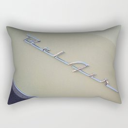 Vintage Bel Air Rectangular Pillow