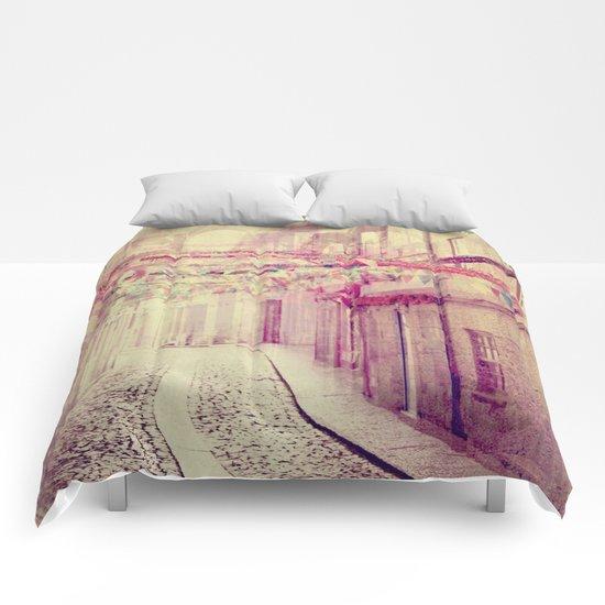 street party Comforters