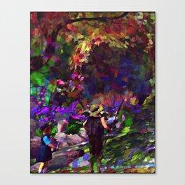 """July"" Canvas Print"