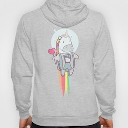 Space Unicorn! Hoody
