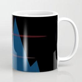 Moon Over The Mountains #3 Coffee Mug