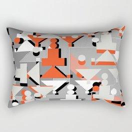 GeoMETRIC Rectangular Pillow