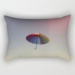 Come, Fly With Me Rectangular Pillow