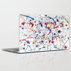 Abstract #3 - Exhilaration Laptop & iPad Skin