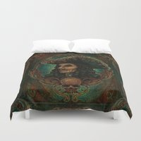 hook Duvet Covers featuring Hook by ManuelDA